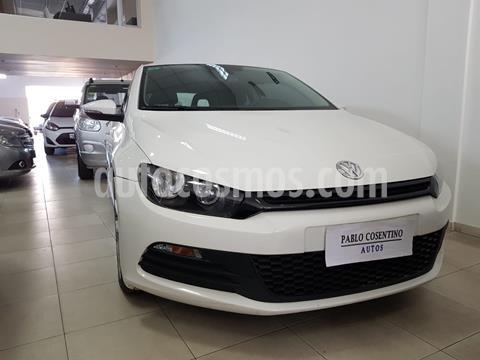 Volkswagen Scirocco 1.4 usado (2012) color Blanco precio $2.400.000
