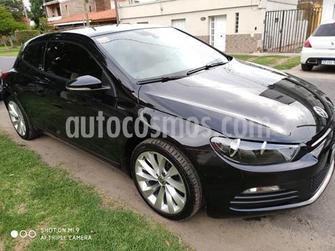 Volkswagen Scirocco 1.4 usado (2013) color Negro precio $2.300.000