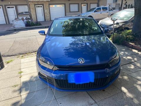 Volkswagen Scirocco 1.4 Aut usado (2014) color Azul precio u$s22.000
