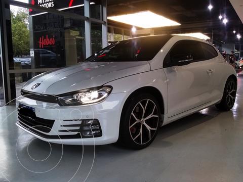 Volkswagen Scirocco GTS Aut usado (2017) color Blanco precio u$s37.500