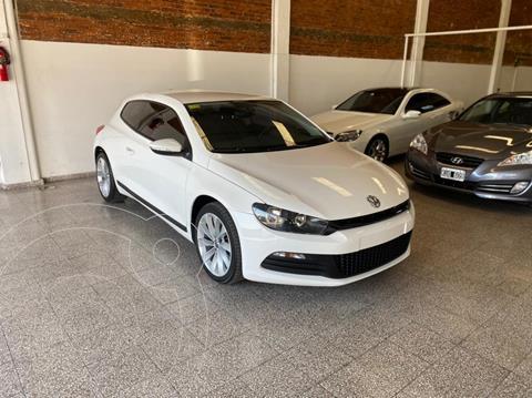 Volkswagen Scirocco 1.4 usado (2013) color Blanco precio u$s15.900