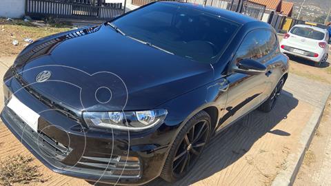 Volkswagen Scirocco 1.4 TSI usado (2018) color Negro precio $18.000.000