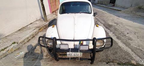 Volkswagen Sedan City usado (1990) color Blanco precio $35,000