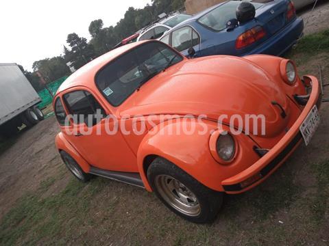 Volkswagen Sedan Clasico usado (2002) color Naranja precio $47,000