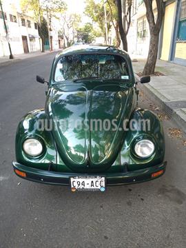 Volkswagen Sedan Unificado usado (2000) color Verde Oliva precio $80,000