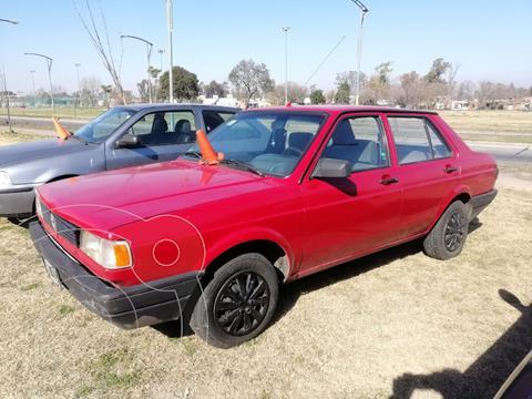 Volkswagen Senda Diesel usado (1995) color Rojo financiado en cuotas(anticipo $135.000)