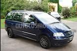 Foto venta Auto usado Volkswagen Sharan 1.8 Turbo Trendline color Azul