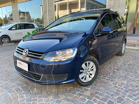 Volkswagen Sharan SHARAN 1.4 TSI COMFORTLINE usado (2011) color Azul Petroleo precio u$s10.900
