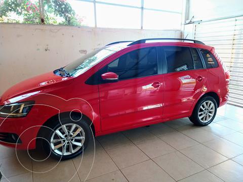 Volkswagen Suran 1.6 Trendline usado (2016) color Rojo precio $1.300.000