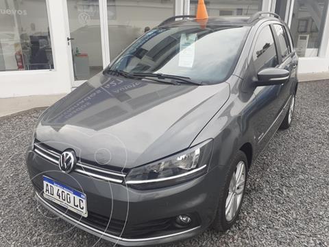 Volkswagen Suran 1.6 Highline usado (2019) color Gris precio $1.775.000