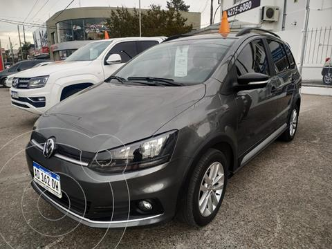 Volkswagen Suran 1.6 Track usado (2018) color Gris Indy precio $1.595.000