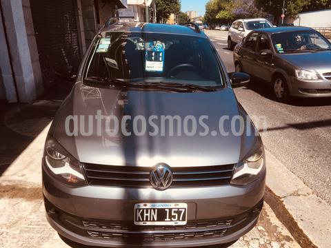 Volkswagen Suran 1.6 MSI Trendline (L15) usado (2011) color Gris Oscuro precio $670.000