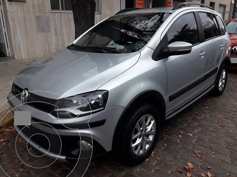 Volkswagen Suran Cross 1.6 Highline usado (2014) color Plata precio $1.275.000