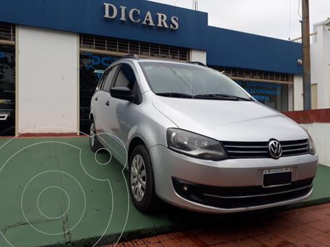 Volkswagen Suran 1.6 Comfortline usado (2012) color Gris Claro precio $830.000