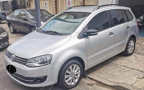 Volkswagen Suran 1.6 Trendline usado (2011) color Plata Reflex precio $965.000