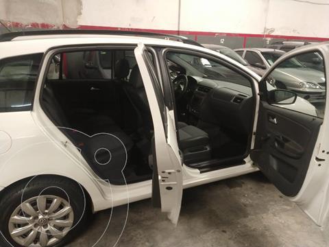 Volkswagen Suran 1.6 Comfortline usado (2014) color Blanco Cristal precio $898.000