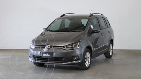 Volkswagen Suran 1.6 Highline usado (2015) color Gris precio $1.400.000