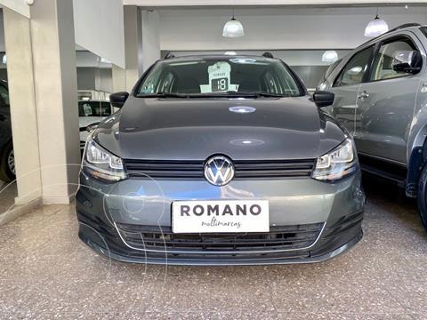 Volkswagen Suran 1.6 Comfortline usado (2018) color Gris precio $1.500.000