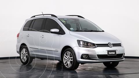 Volkswagen Suran 1.6 Highline usado (2015) color Gris Off-Road precio $1.370.000