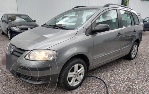 Volkswagen Suran 1.6 Highline usado (2007) color Negro precio $719.900