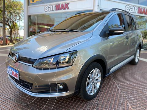 Volkswagen Suran 1.6 Track usado (2018) color Gris financiado en cuotas(anticipo $1.250.000)