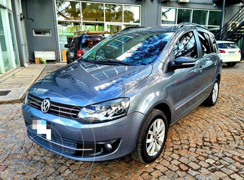 Volkswagen Suran 1.6 Comfortline usado (2014) color Gris precio $1.490.000