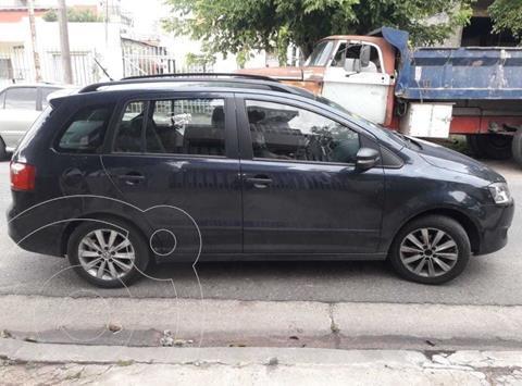 foto Volkswagen Suran 1.6 Trendline usado (2011) color Azul Starlight precio $850.000