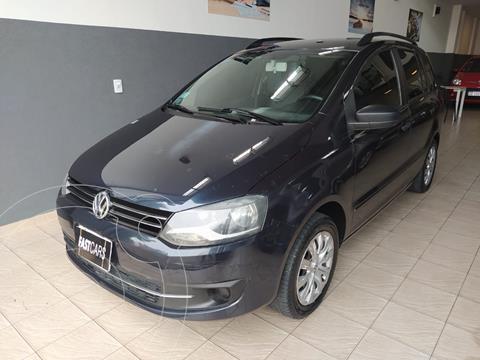 Volkswagen Suran 1.6 Comfortline usado (2012) color Negro Universal precio $760.000