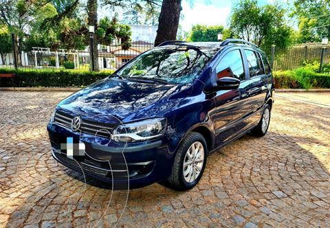 Volkswagen Suran 1.6 Trendline usado (2014) color Azul precio $1.040.000