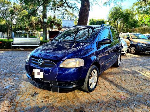 Volkswagen Suran 1.6 Trendline usado (2007) color Azul precio $670.000
