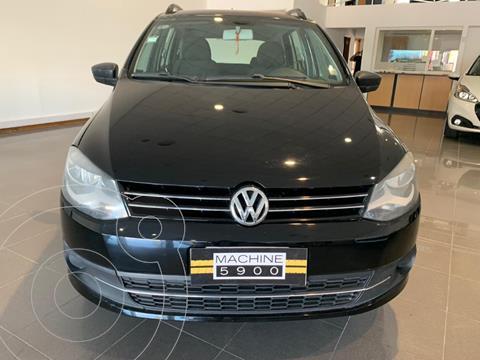 Volkswagen Suran 1.6 Track usado (2014) color Negro precio $930.000