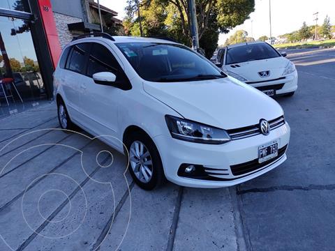 Volkswagen Suran 1.6 Trendline usado (2016) color Blanco Cristal precio $1.100.000