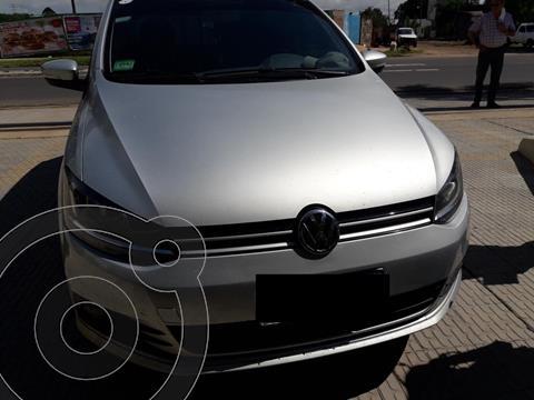 Volkswagen Suran 1.6 Track usado (2017) color Gris Claro precio $1.230.000