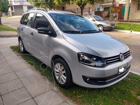Volkswagen Suran Edicion Limitada usado (2014) color Gris Off-Road precio $895.600