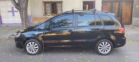Volkswagen Suran 1.6 Trendline usado (2012) color Negro precio $730.000