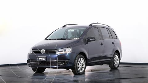 Volkswagen Suran 1.6 Trendline usado (2013) color Azul precio $1.080.000