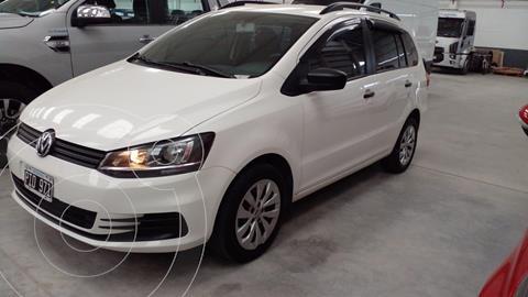 Volkswagen Suran 1.6 Comfortline usado (2015) color Blanco precio $1.351.000