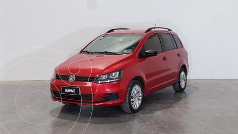 foto Volkswagen Suran 1.6 Comfortline usado (2018) color Rojo Tornado precio $1.820.000