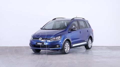 Volkswagen Suran 1.6 Track usado (2017) color Azul Cobalto precio $1.620.000