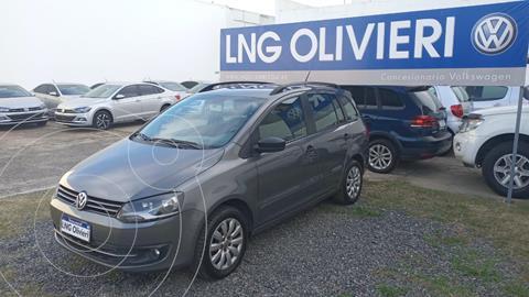 Volkswagen Suran 1.6 Comfortline Plus usado (2014) color Gris Off-Road precio $1.200.000