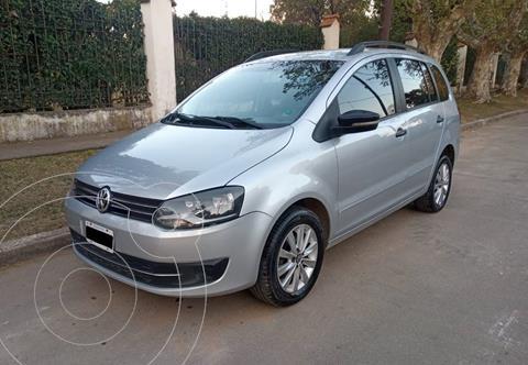 Volkswagen Suran 1.6 Comfortline usado (2011) color Plata precio $1.100.000