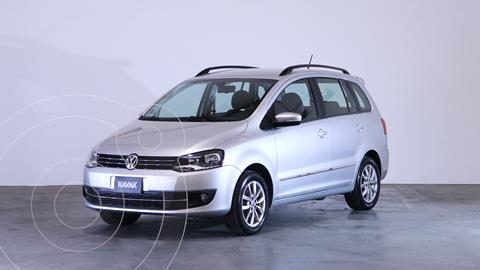 Volkswagen Suran 1.6 Highline I-Motion usado (2012) color Plata Reflex precio $1.010.000