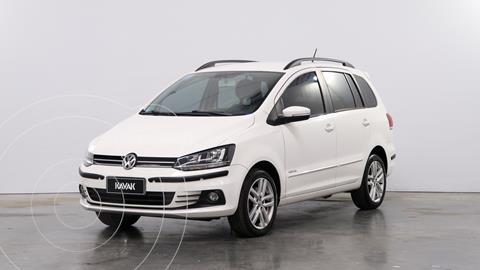 Volkswagen Suran 1.6 Highline usado (2017) color Blanco precio $1.595.000