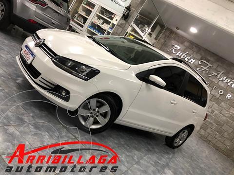 Volkswagen Suran 1.6 Trendline usado (2017) color Blanco Cristal precio $1.490.000