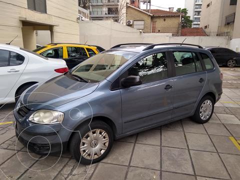 Volkswagen Suran 1.6 Comfortline usado (2008) color Gris precio $670.000