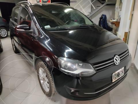 Volkswagen Suran 1.6 Highline I-Motion usado (2014) color Negro precio $970.000