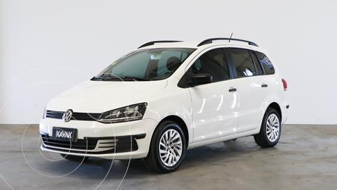 Volkswagen Suran 1.6 Comfortline usado (2016) color Blanco Cristal precio $1.260.000