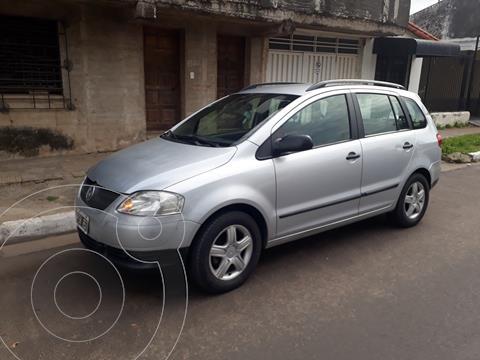 Volkswagen Suran 1.6 Trendline usado (2006) color Gris Plata  precio $780.000