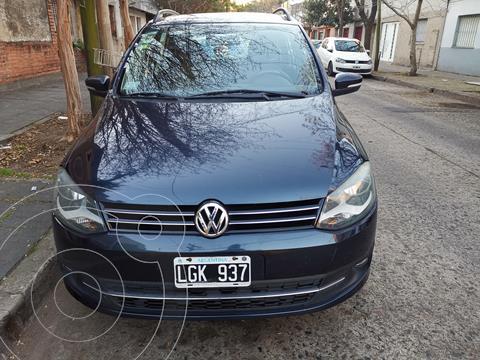 Volkswagen Suran 1.6 Trendline usado (2012) color Azul precio $985.000