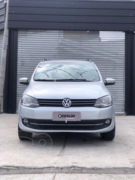 Volkswagen Suran 1.6 Highline usado (2014) color Gris Off-Road precio $1.300.000